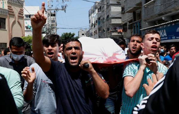 Video: Nuevos bombardeos israelíes contra Gaza; suman 24 muertos