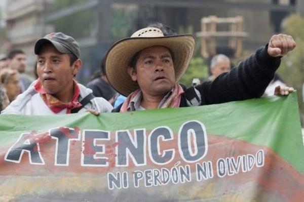 La ONU-DH urge al Estado mexicano a acelerar el cumplimiento de la sentencia de la CIDH en la tortura sexual de 11 mujeres en Atenco, hace 15 años
