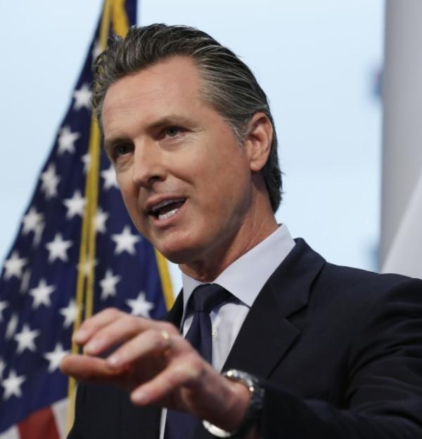 El gobernador Newsom presenta un plan de recuperación de California de 100 mil millones, el más importante de la historia