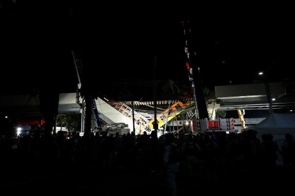Video: Ya son 23 muertos y 79 hospitalizados por el accidente del metro. Habrá peritajes de la Fiscalía e internacional. Sheinbaum pide no especular