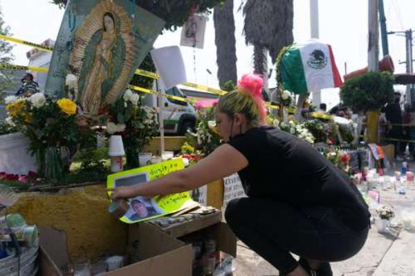 Sheinbaum: nadie quedará desamparado por la tragedia de la L12.   Reitera que a la brevedad las familias recibirán indemnizaciones