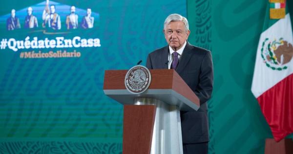 """Video: México envía nota diplomática a EU por financiar ONG de Claudio X González. """"Es promover golpismo"""": AMLO"""