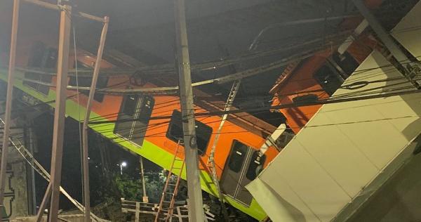 El Gobierno federal declara tres días de luto nacional por la tragedia en el Metro de la CdMx