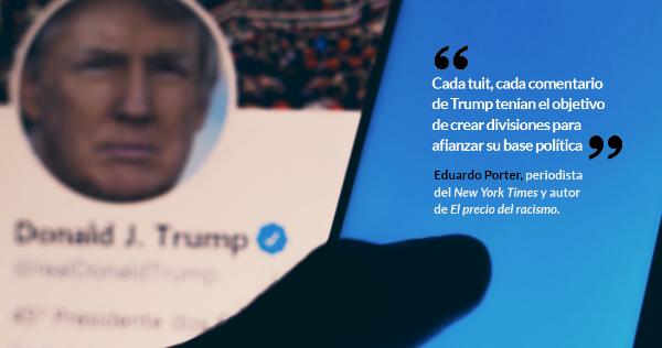 El Partido Republicano ahora parece ser de Trump, afirma el periodista de The New York Times, Eduardo Porter