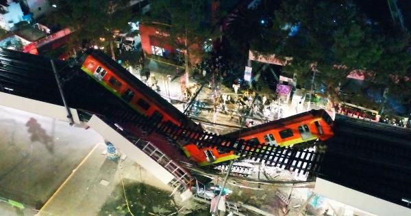 FOTOGALERÍA | La búsqueda de víctimas, las labores de rescate en el metro. Los ojos de los fotógrafos. Lista de hospitalizados