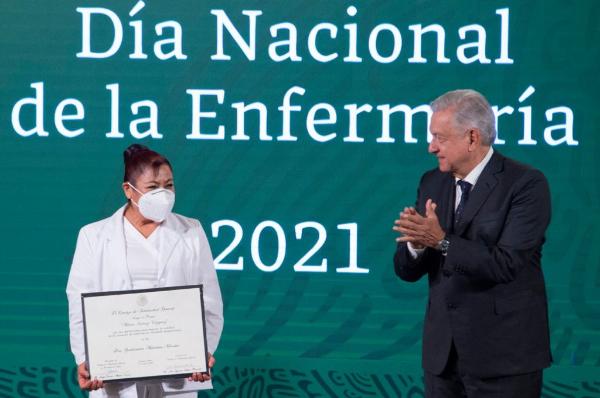 Video: En México, en el mundo, la pandemia ha sido utilizada con fines político electorales: AMLO
