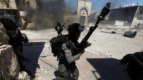 Videos: Recrudece Israel bombardeos sobre territorio palestino