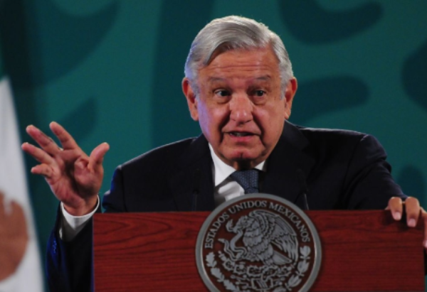 Video: Organismos privados y públicos de EU, principales financiadores de Mexicanos contra la Corrupción, promotor de la alianza PAN, PRI y PRD, denuncia Contralínea en la Mañanera