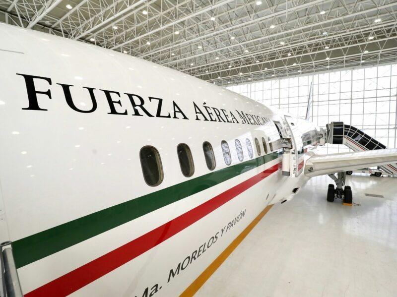 El avión presidencial, aún no vendido, llevará a deportistas a Olímpicos de Tokio: titular de Hacienda