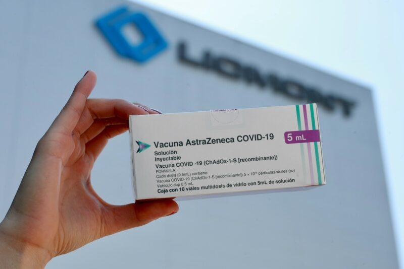 Listos, primeros lotes de vacuna AstraZeneca producida por México-Argentina para América Latina