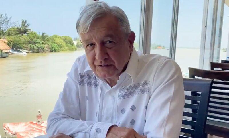 Video: Por primera vez, el norte de Veracruz tendrá vía rápida, anuncia el presidente López Obrador