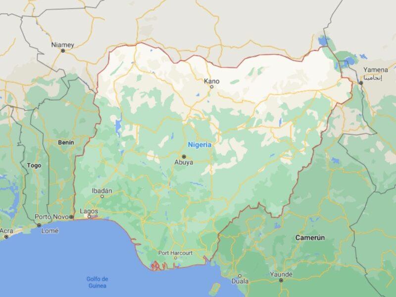 Naufraga barco con 160 pasajeros en Nigeria