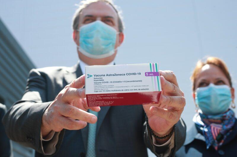 México, entre las primeras quince naciones en el mundo en tener acceso a vacunas contra COVID-19, afirma Ebrard