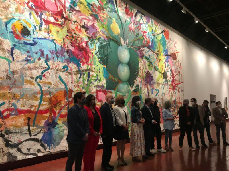 La vena pictórica de Almodóvar llega a Toledo con la muestra 'Pinturas'