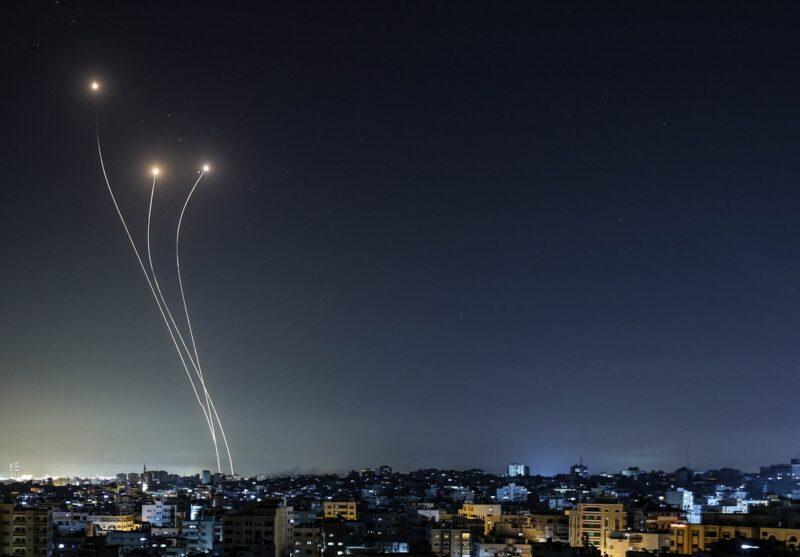 Video: Aviación israelí ataca de madrugada la ciudad de Gaza