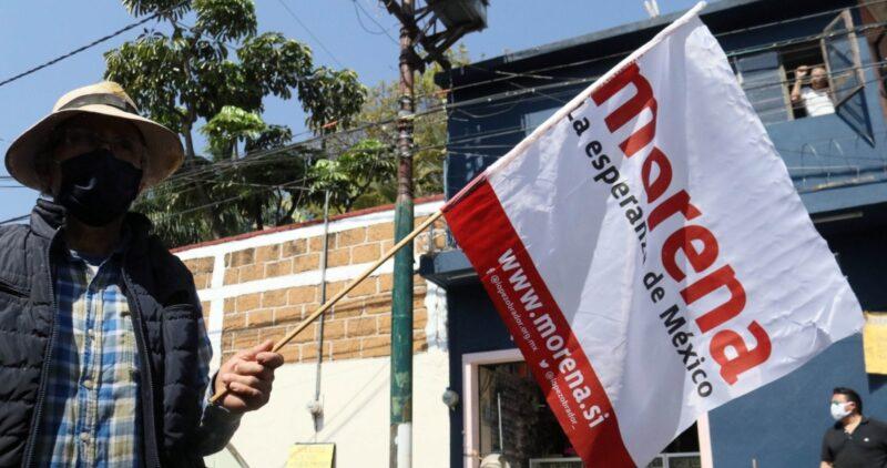 A 32 días de la elección de junio, Morena tiene 40% de preferencia para San Lázaro: El Financiero