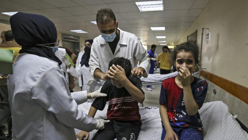 """Videos: """"Infierno en la tierra"""" la vida de los niños en Gaza: ONU. Pide a ambas partes cesar hostilidades"""