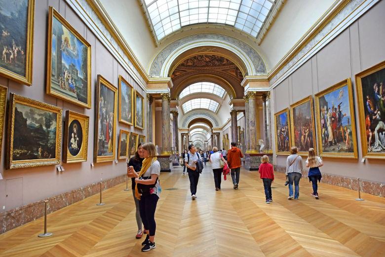 Cierres y salas vacías en el Día Internacional de los Museos