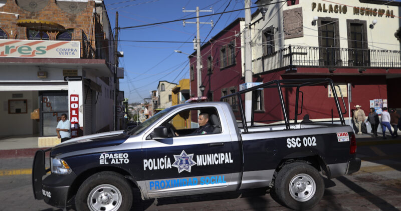 El Cartel Jalisco Nueva Generación está a la caza de policías de Guanajuato… hasta en sus casa