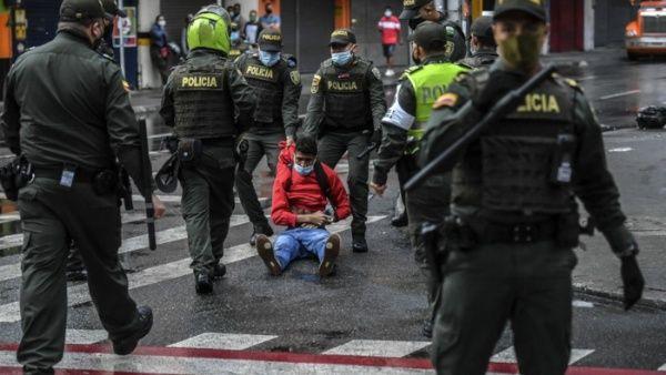 Videos: Onceavo día de protestas en Colombia arrojan 27 muertos y 548 desaparecidos