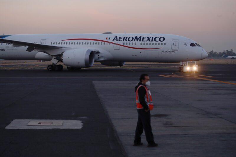 EU baja la calificación de la seguridad aérea de México