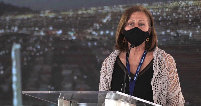 """Hay """"preocupaciones"""" de EU sobre inversiones en energía: Tatiana Clouthier, Secretaria de Economía"""