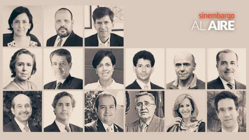 Video: Los 188 contratos (780 millones) de Peña Nieto para 15 opositores de élite a AMLO