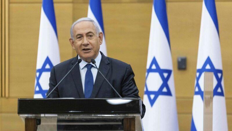 """Netanyahu busca """"eliminar la amenaza iraní"""" , sin importar """"fricciones"""" con EU"""