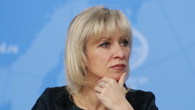 Aterrador, el espionaje de EU a naciones europeas, afirma vocera de la cancillería rusa