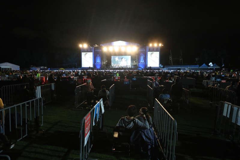 Video: Los Ángeles Azules reabren los grandes conciertos presenciales en la Ciudad de México