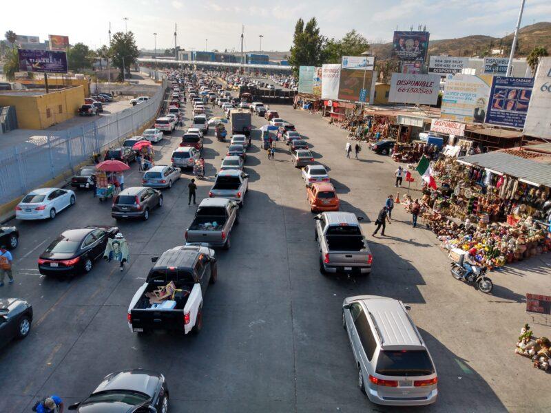 El gobierno de México pedirá al presidente Biden y al gobernador de California que reabran la frontera