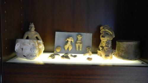 Alemanes devuelven a México 34 piezas arqueológicas