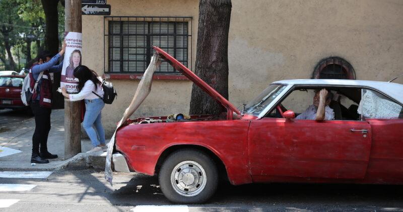 Hay guerra sucia en Morena; no hay claridad de rumbo, afirma su secretaria general, Citlalli Hernández