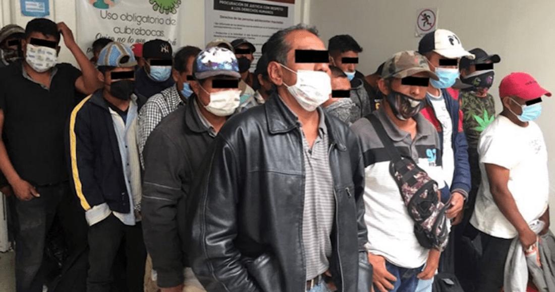 #EnVivo   #Elecciones2021   En Edomex caen 33 por delitos electorales