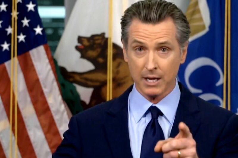 Confirman suficientes firmas válidas para elección revocatoria contra el gobernador Gavin Newsom