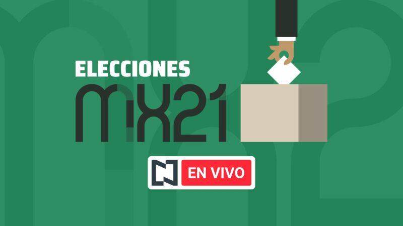 #EnVivo: Cobertura de la jornada electoral de este domingo. ¡A votar!, el exhorto
