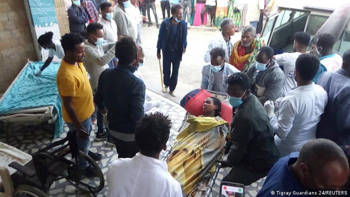 Ataque aéreo contra un mercado en Etiopía deja 64 muertos y 180 heridos