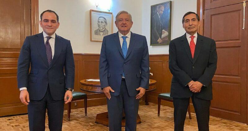 Arturo Herrera al Banco de México y Rogelio Martínez de la O a la Secretaría de Hacienda, anuncia AMLO