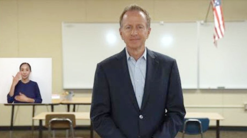 """Beutner se despide afirmando que deja al distrito escolar angelino  """"en buen camino hacia la recuperación"""""""