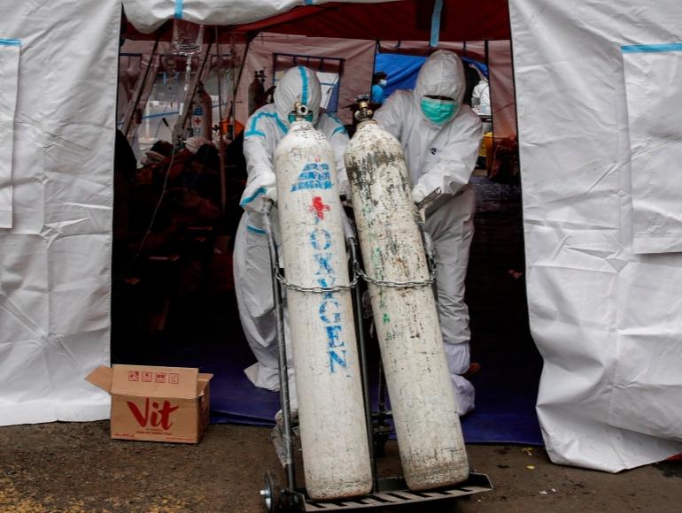 Video: Millones de regreso al encierro en Asia: Delta relanza la pandemia