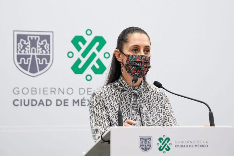Video: A partir del lunes la Ciudad de México pasa a semáforo verde. A partir del lunes, más aforo en restaurantes, centros comerciales y hoteles