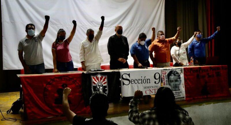 Exigen a gobierno frenar represión contra normalistas de Mactumactzá