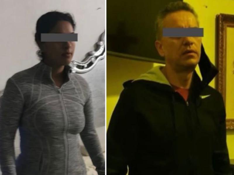 Detienen al ex gobernador de Nayarit, el priista Roberto Sandoval, y a su hija en NL. Está acusado de tráfico de drogas y extorsión