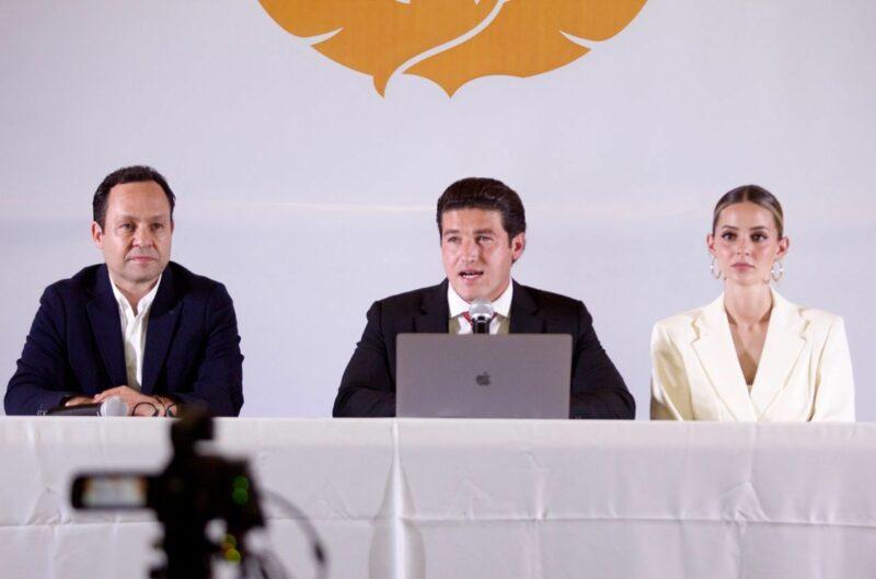 Confirma PREP triunfo de Samuel García para gubernatura de NL. Es investigado y tendrá Congreso local en contra