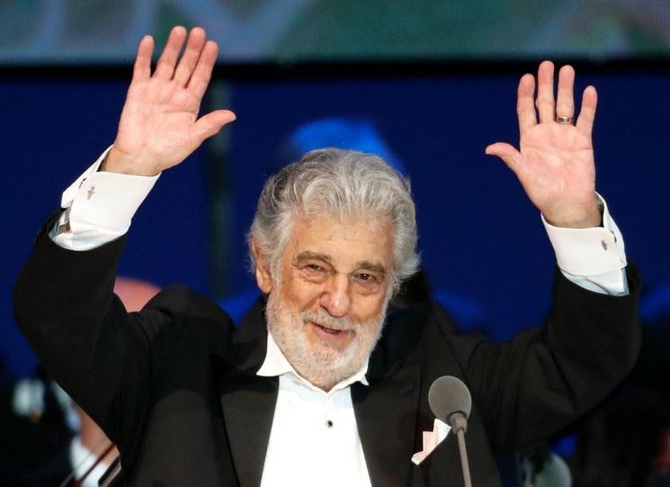 Plácido Domingo regresa a los escenarios españoles