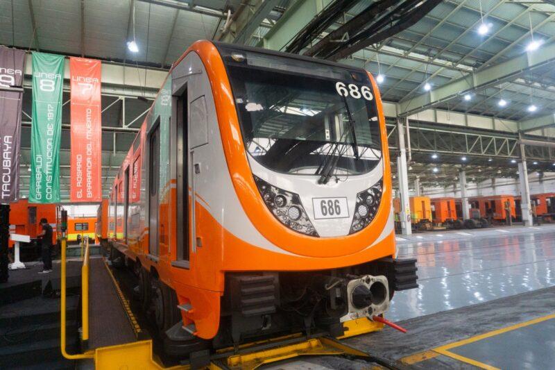 Que FGR investigue a involucrados en arrendamiento de trenes de L12: AMLO