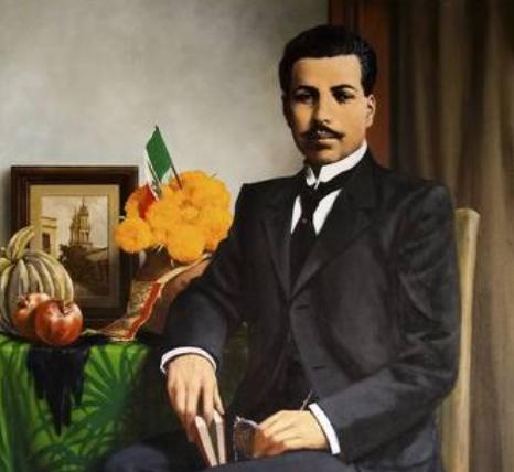 Centenario luctuoso del poeta jerezano Ramón López Velarde