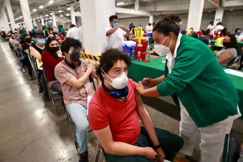 26.8 millones de mexicanos han sido vacunados contra Covid-19