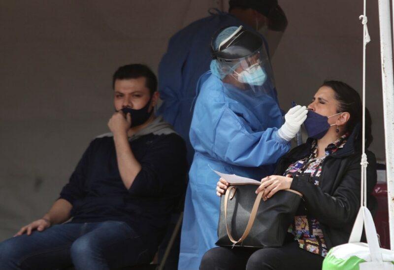 En la última semana, aumenta 15% los casos de Covid-19 en México.  Serían 28 mil 759 los contagiados. Salud llama a mantener medidas básicas de prevención
