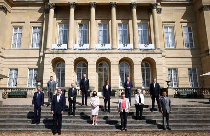 Video: Acuerdo histórico en el G7 sobre impuesto mínimo a grandes empresas